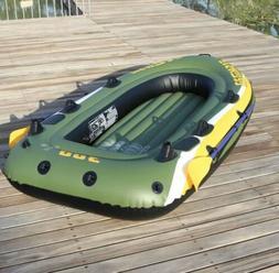 FISHMAN 3 Person fish boat 252*125*40cm PVC inflatable raft