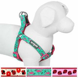 BLUEBERRY  PET FLAMINGO HARNESS SMALL NWT EMERALD GREEN PINK