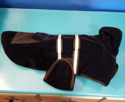 FLEECE REFLECTIVE Dog Pet Coat JACKET Vest Warm Soft Casual