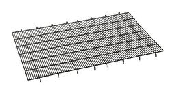 Floor Grid for Dog Crate   Elevated Floor Grid Fits MidWest