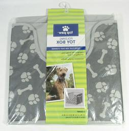 Top Paw Folding Pet Storage Box