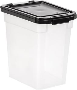 Food Container Pet Storage Airtight 10lb Supply Dog Plastic