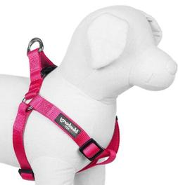 Blueberry Pet French Pink Classic Solid Dog Harness S: M Che