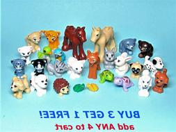 LEGO Friends U PICK - Animal Pets Minifigures Girls Boys NEW