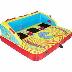 Connelly Fun 3 Person 2 Way 65x78 Inch Inflatable Boat Towab
