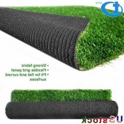 Garden Artificial Grass Turf Synthetic Mat Soft Pet Rug Floo