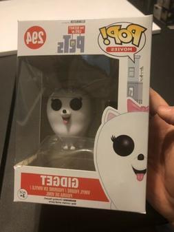 Gidget FUNKO POP! #294 The Secret Life Of Pets Damaged Box