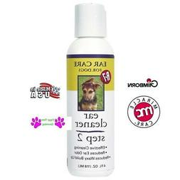 Gimborn MC R-7 Step 2 EAR CARE CLEANER DOG CAT PET Puppy 4 o
