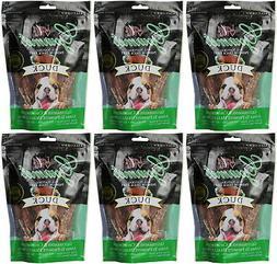 Loving Pets Gourmet All Natural Premium Duck Jerky Filet Str
