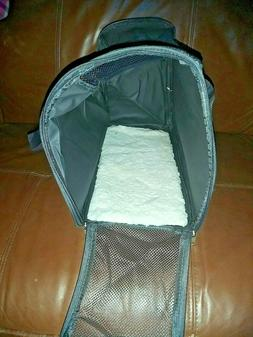 Gray Pet Carrier - Soft-Sided Carriers for Small Medium Cats