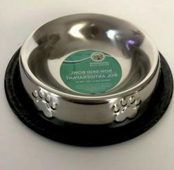 Greenbrier Kennel Club Non-Skid Small Pet Bowls 2 Pack