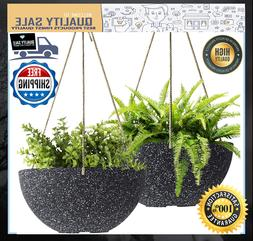 Hanging Planters For Outdoor Plants 10 Inch Indoor Flower Po