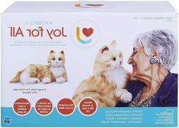 Hasbro Joy For All Companion Pets Orange Tabby Cat  NEW!