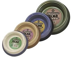 JW Pet Company Heavy Weight Skid Stop Pet Bowl, Large, Color