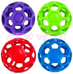 JW Pet Holee Roller Ball Dog Puppy Toy Hol-ee Small to XL