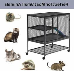 MidWest Homes for Pets Deluxe Critter Nation Animal Cage 36""