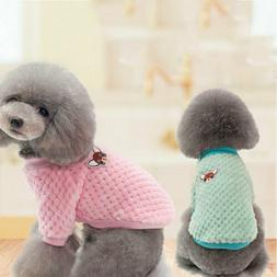 Hot Sale For Dog Pet Warm Clothes For Dogs Coat Jacket Frenc