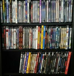 MASSIVE 4K Ultra HD + Blu-Ray Movie LOT