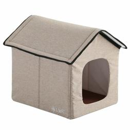 Pet Life 'Hush Puppy' Collapsible Electronic Heating and Coo