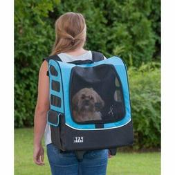 I-GO Plus Traveler Pet Carrier - Ocean Blue