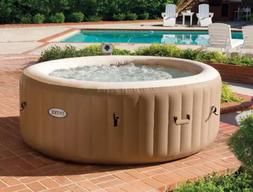 Inflatable Hot Tub Spa Intex Best Price for 4/5 Person