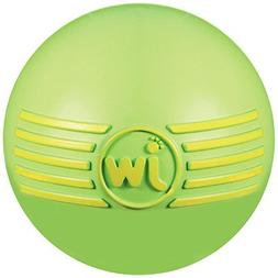 """JW Pet iSqueak Ball Dog Toy, Large 4"""", Colors Vary"""