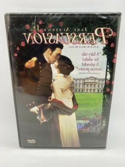 Jane Austens Persuasion DVD Amanda Root Ciaran Hinds Widescr