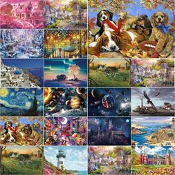 JIGSAW PUZZLES 1000 Pieces Puzzle Adults Kids Difficulty Dec