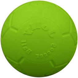 Jolly Pets Soccer Ball Floating-Bouncing Dog Toy Durable Cha