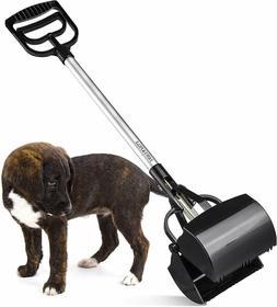 OxGord Jumbo Pooper Scooper Dog Waste Scoop Sanitary Pickup