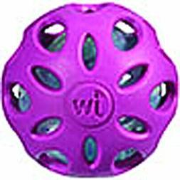 Jw Pet Company Crackle Heads Crackle Ball Dog Toy, Small, Co