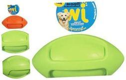 JW Pet iSqueak Funble Football Dog Toy Large