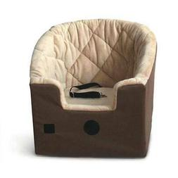 K&H PET PRODUCTS 7621 Tan BUCKET BOOSTER PET SEAT SMALL TAN