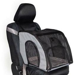 K&H PET PRODUCTS 7670 Gray PET TRAVEL SAFETY CARRIER MEDIUM