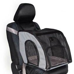 K&H PET PRODUCTS 7680 Gray PET TRAVEL SAFETY CARRIER LARGE G