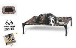 K&H Pet Products Original Pet Cot Medium  Realtree Edge Camo