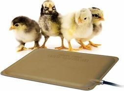 "K&H Pet Products Thermo-Peep Heated Pad Tan 9"" x 12"" 25W"