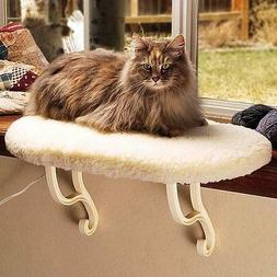 K & H Orthopedic sleeping surface Thermo Kitty Sill