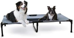 KH Pet Products Original Pet Cot, Elevated Dog Bed Cot With