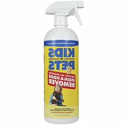 Kids 'N' Pets Instant All-Purpose Stain & Odor Remover, 27 f