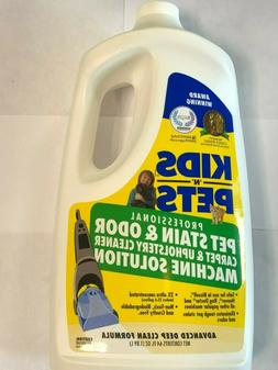 KIDS N PETS Odor and Pet Stain Carpet and Upholstery Cleaner