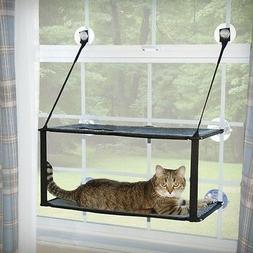 Kitty Sill Double Stack Ez Window Mount Cat Perch