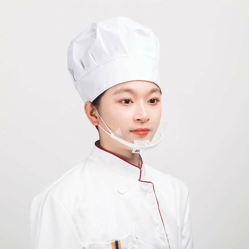 10Pcs Plastic Face for Restaurant Salon Pro