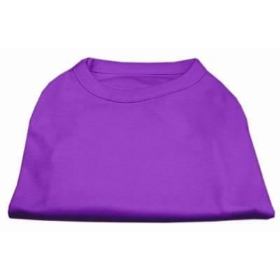12 inch plain shirts medium purple