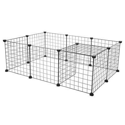 12 X Dog Pet Play Cage