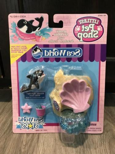 1995 littlest pet shop baby shamu