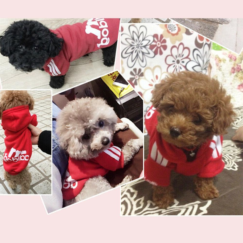 2 Pet Dog Clothes Winter Jacket S-XXL