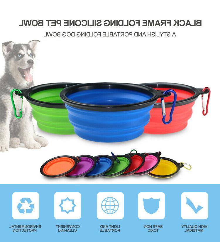 2 Pet/Dog Food/Water cup or oz