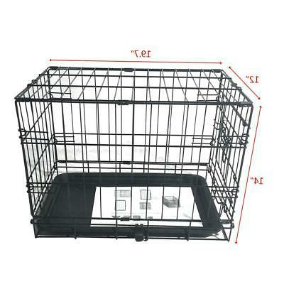 """20"""" Small Cat Playpen Metal Tray"""