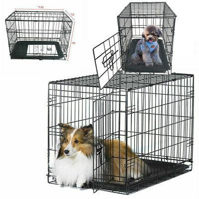 20 small pet kennel cat dog crate